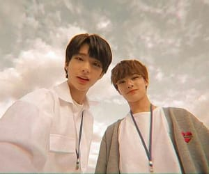 kpop, hyunjin, and i.n image