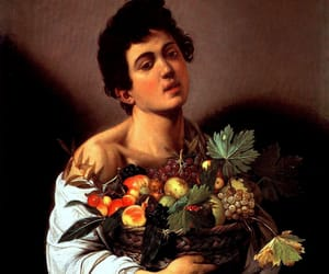 caravaggio, art, and painting image
