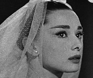 audrey hepburn and wedding image