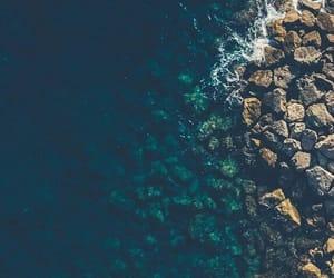 nature, wallpaper, and ocean image