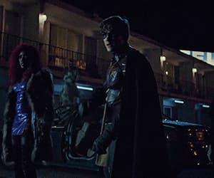 DC, gif, and raven image