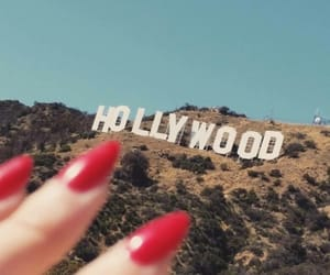 hollywood, vintage, and aesthetic image