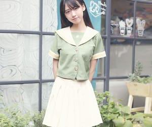 japanese, japanese girl, and japanese uniform image
