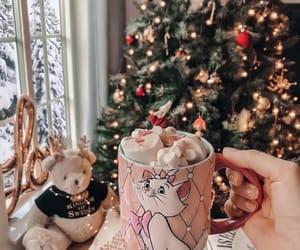 christmas, light, and disney image