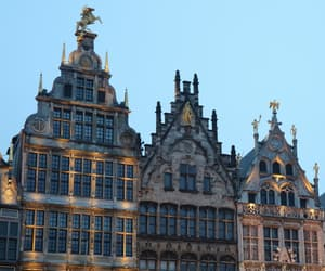 antwerp, old, and beautiful image