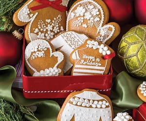 christmas, Cookies, and desserts image