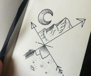 dibujos, universe, and draws image