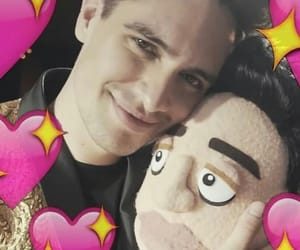 brendon urie, cute, and funny image