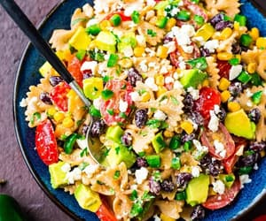 food, pasta, and recipes image