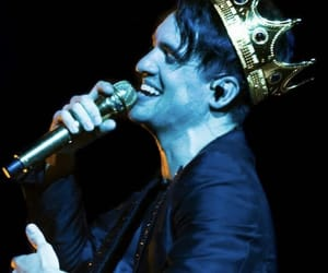 band, crown, and brendon urie image