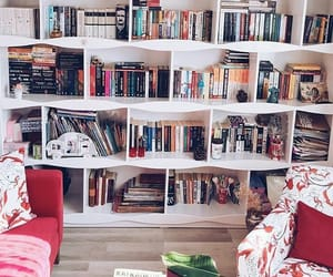 Blanc, books, and Chambre image