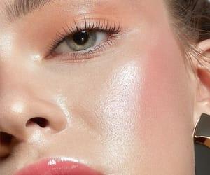 blush, close up, and glam image