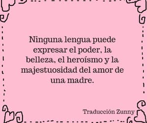 pink, thoughts, and spanish quotes image
