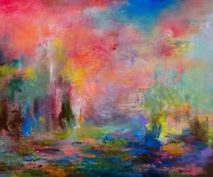 art, paintings, and abstract expressionism image