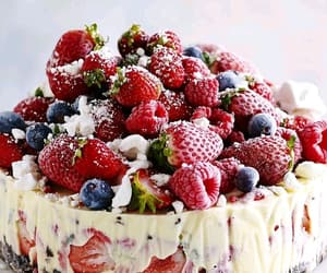 cake, delicious, and wallpaper image