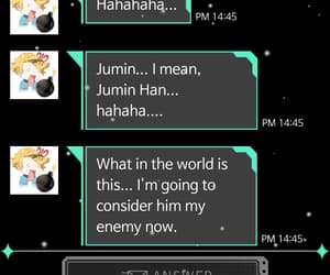 MM, yoosung, and jumin image
