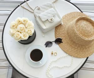 Breakfast at Tiffanys, chanel, and coffee image