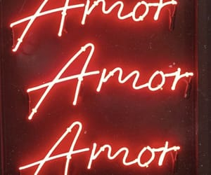 alternative, amor, and neon image