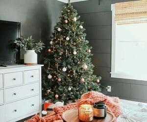 christmas tree, decor, and home image