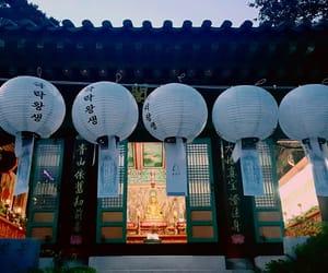 Buddha, seoul, and Temple image