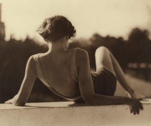 vintage, photography, and woman image