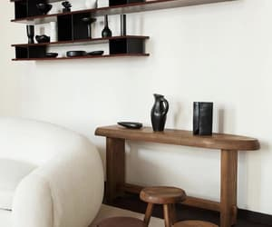 apartment, home decor, and room image