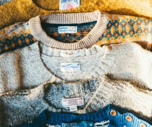 winter, style, and sweater image