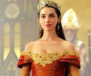 reign, adelaide kane, and mary stuart image