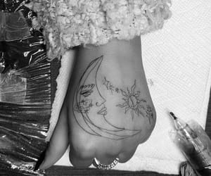 tattoo, ariana grande, and celebrity image