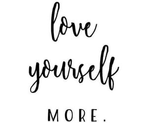 quotes, wallpaper, and love yourself image