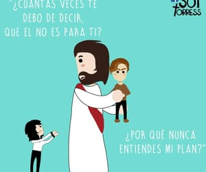 god, frases, and girls image