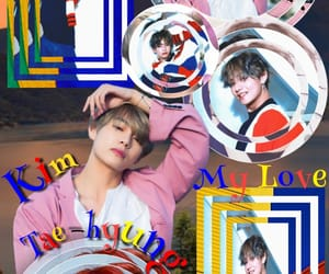army, fan edit, and v image