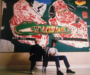 art and andy warhol image
