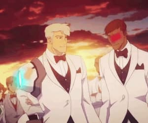gif, hunk, and Voltron image