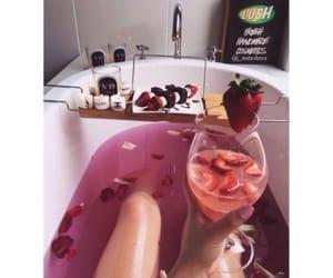 bathe image