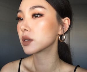 beauty, makeup, and asian image