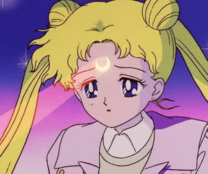 gif, sailor moon, and usagi tsukino image