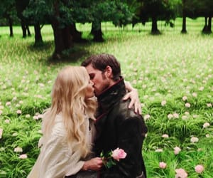 once upon a time, captain swan, and colin o'donoghue image