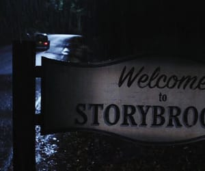 once upon a time and storybrooke image