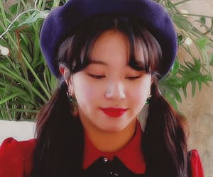 cutie, chaeyoung, and gif image