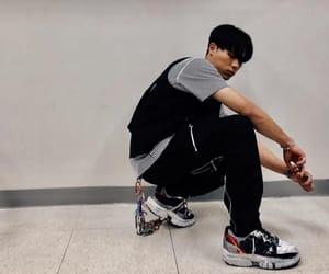 handsome, korean, and rapper image