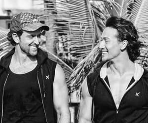 beautiful, smile, and tiger shroff image