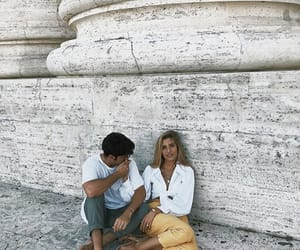 couple, italy, and vatican image