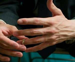 hands, hand, and love image
