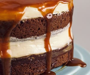 caramel and food image