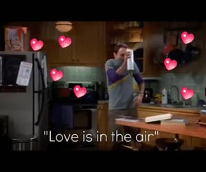 gif, the big bang theory, and valentines day image
