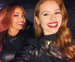 madelaine petsch, riverdale, and vanessa morgan image