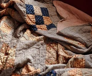blanket, cottage, and farm image