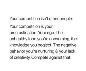 competition, creativity, and ego image