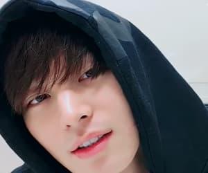 boy, 주연, and eyes image